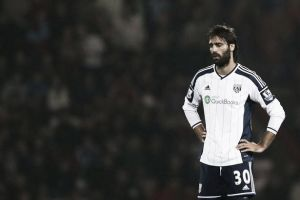 Samaras rescinde su contrato con el West Brom
