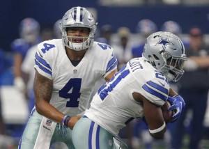 Radiografía: Cowboys arrasa sin Romo