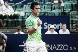 Nico Almagro suma y sigue avanzando a semifinales en Buenos Aires