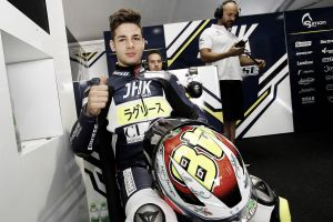 Lorenzo Dalla Porta asoma la cabeza en el Mundial de Moto3