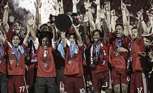2016 Lamar Hunt U.S. Open: FC Dallas demolishes New England Revolution to lift first trophy in nearly two decades