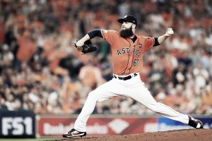 Dallas Keuchel leads Houston Astros past New York Yankees in Game 1 of ALCS