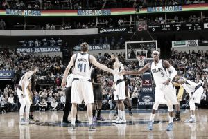 Dallas Mavericks 2014: como convertirse en aspirante
