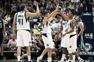 Dallas Mavericks 14/15: soplan aires del XVI