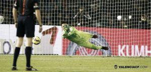 Diego Alves, el mejor 'parapenaltis' en 25 años