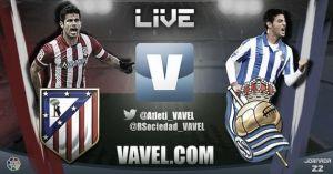Diretta Atlético Madrid - Real Sociedad, live della partita di Liga
