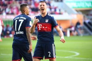 Bundesliga - Festa Bayern: Augsburg domato e Meisterschale conquistato