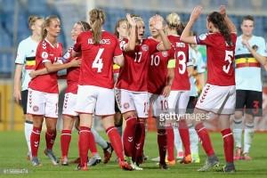 Euro 2017 - Denmark 1-0 Belgium: Danes edge out Belgium in Group A