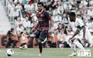 """Alves: """"Aprendí mucho del maestro Guardiola"""""""