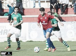 El gol de Dani López da tres puntos de oro a La Roda ante el Cacereño