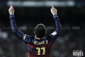 Una Brasil liderada por Neymar vence a Uruguay