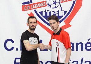 Foto-Futsal y Leganés FS renuevan su acuerdo de colaboración