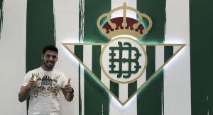 Dani Pacheco firma con el Betis por tres temporadas