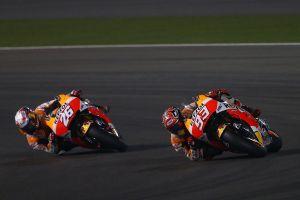 Honda HRC e i suoi due piloti pronti per la sfida di Valencia