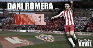 """Entrevista. Dani Romera: """"Mi sueño es ser jugador del Almería en Primera División"""""""