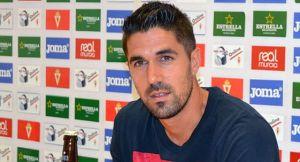 Dani Bautista es presentado con el Real Oviedo