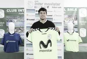 Daniel se incorpora a Inter Movistar