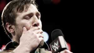 Fan Escorted From Daniel Bryan Retirement Speech