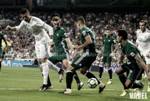 Los béticos provocaron el bajón del Madrid