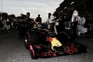Daniel Ricciardo se muestra contento con el nuevo juego de neumáticos