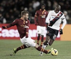 El Cagliari remonta y rasca un punto a la loba