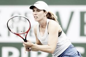 WTA Indian Wells: Wildcard Danielle Collins shocks Madison Keys in straight sets
