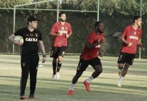 Daniel Paulista promove três mudanças no Sport e deixa dúvidas para jogo com Vitória
