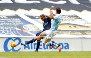 Danilo estrena su cuenta goleadora