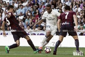 Resumen temporada 2016/17, el peor partido: Real Madrid 1-1 Eibar