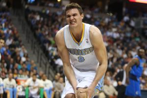 Danilo Gallinari Out Three Weeks With Meniscus Tear