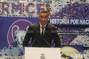 """Danilo: """"Quiero entrar en la historia del Real Madrid día a día"""""""