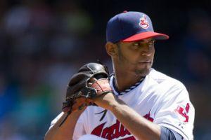 Danny Salazar el protegido de los Cleveland Indians