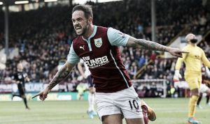 Danny Ings admits future is ''up in the air''