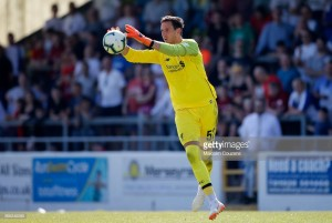 Leicester City in talks with goalkeeper Danny Ward ahead of potential move