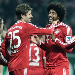 Müller et Dante ne partiront pas !