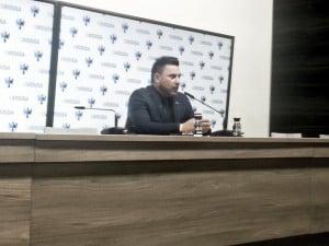 """Antonio Mohamed: """"Hay que ser mesurados cuando a este equipo lo dan como derrotado"""""""