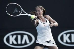 Daria Kasatkina alcanza la primera final de su carrera