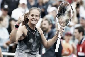WTA Moscow: Daria Kasatkina eases into the quarterfinals