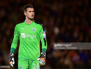 """Karl Darlow admits he was """"devastated"""" after his early performances for Newcastle United"""