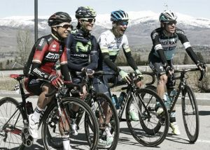 Colombia fue protagonista en la Vuelta a Cataluña
