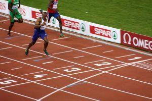 Dasaolu sigue la estela de los británicos en la velocidad