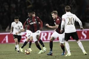 Milan - Bologna: le formazioni ufficiali
