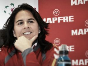 """Conchita Martínez: """"Tenemos el reto de jugar en Segunda División"""""""