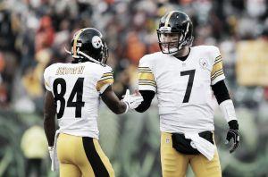 Steelers y Redskins dominan en sus casas