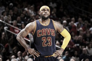 """LeBron James: """"Los Warriors tienen más hambre"""""""