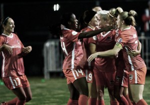 Houston Dash win first match of the year 3-2 at Sky Blue FC