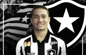 Volante Jean é anunciado como reforço do Botafogo para restante da temporada