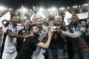Notas: Botafogo é campeão carioca com gol no fim; Carli e Gatito se destacam