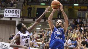 Qualificazioni europee, l'Italbasket pronta al debutto in Russia