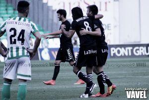 Datos y estadísticas del Betis - Albacete